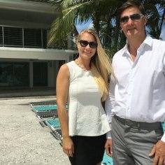"""Трое эстонцев — Агнес Лятт, Трийн Хокинс и Маргус Махар работают на гламурном и бурлящем рынке недвижимости """"солнечного штата"""" США — Флориды."""