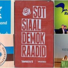 По данным интернет-опроса, проведенного в августе социологической фирмой Turu-uuringute AS по заказу Института общественных исследований, уровень популярности эстонских политических партий практически не изменился с начала июня — Центристская партия сохранила общее лидерство, пользуясь поддержкой около четверти избирателей.