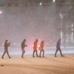 """По прогнозам синоптиков, в пятницу погода ухудшится. Ожидается снег, мокрый снег и сильный ветер. Снег пойдет уже сегодня ночью, пишет <a href=""""http://rus.delfi.ee/daily/estonia/na-estoniyu-nadvigaetsya-snezhnyj-haos?id=80333734"""" target=""""_blank"""">rus.delfi.ee.</a>"""