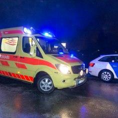 9 апреля около 5 часов утра в Нарве полицейский патруль замечает на дороге петляющий Volkswagen и дает знак остановиться. Водитель не реагирует и продолжает двигаться дальше, увеличив скорость.