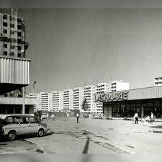 """В 1977 и 1978 годах началось строительство самого большого района Таллинна— Ласнамяэ. Тогда журнал """"Молодость"""" писал, что столь стремительного развития столица еще не видела."""