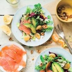 Värviline, vitamiinirikas, tervislik ja maitsev – kõik ühes kergelt valmivas salatis.