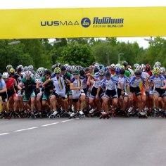 9. juulil Pärnus toimuva UusMaa Rullituuri etapi raames viiakse läbi ka Eesti meistrivõistlused kiirrulluisutamise maratoni distantsidele. Vanusegrupid ja distantsid: