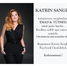 """Katrin Sangla kahepäevane meigikoolitus """"Emad & tütred"""" ootab juulis huvilisi. Vaata lisa."""