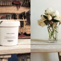 Kodusisustus- ja renoveerimisblogiAtmosfäär juhendab, kuidas anda vanale pingile soodsalt värske välimus.