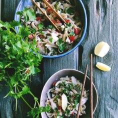 Heade maitsete blogi .jazzino. kostitab sel nädalal Aasia köögi maitsetega. Lihtsa nuudliroa retsept on teie ees!