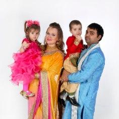 Lauljanna Airi Vipulkumar Kansar ja tema Indiast pärit mees Vipul ootavad kolmandat ühist last. Möödunud aasta jõulude paiku sai naine tänu oma pojale Oliverile ka vanaemaks.