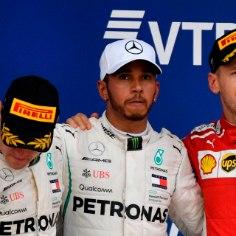 Eile Venemaal peetud vormel-1 etapil pidasid positsiooni eest tõsist võitlust Lewis Hamilton (Mercedes) ja Sebastian Vettel (Ferrari). Viimane tunnistab, et ta oleks saanud konkurendi võistluse rikkuda, kuid säilitas spordimehelikkuse.