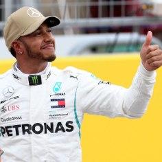 Vormel-1 USA GP kvalifikatsiooni võitis Lewis Hamilton (Mercedes), kes on väga lähedal karjääri viiendale MM-tiitlile.