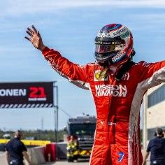 Eesti aja järgi eile hilisel õhtutunnil vormel 1 sarja USA GP võitnud soomlane Kimi Räikkönen triumfeeris pärast viieaastast vahet ning rõõmustas, et nii sõidu eel kui ka ajal tal suuri muresid polnud.