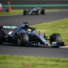 Vormel 1 karussell jätkub sel nädalavahetusel Jaapanis Suzuka ringrajal ning kõige paremalt stardikohalt alustab pühapäevast võidukihutamist neljakordne maailmameister Lewis Hamilton.