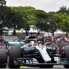 Vormel 1 sarja hooaeg on jõudnud lõpusirgele, täna sõideti eelviimane etapp. Kuigi Lewis Hamilton on maailmameistritiitli juba kindlustanud, oli Brasiilia võidusõit äärmiselt põnev. Õhtuleht vahendas sündmusi otseblogis.