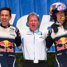 M-Spordi rallimeeskonna pealik Malcolm Wilson ütles, et kaks kuud tagasi tundus Ford Fiesta WRC-ga sõitnud Sebastien Ogier' - Julien Ingrassia järjekordne MM-tiitel üsna ebatõenäoline.