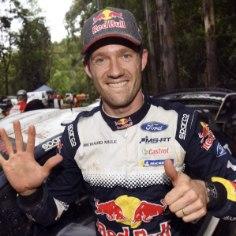 Pühapäeva varahommikul sai selgeks: Sebastien Ogier on taas autoralli maailmameister, juba kuuendat korda järjest. Viimased kaks tiitlit on ta võitnud M-Sporti ridade Fordi roolis, kuid nüüd on aeg lahkuda.
