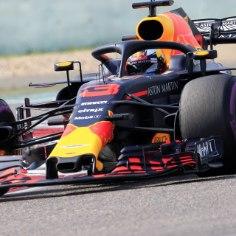 Vormel 1 hooaja kolmas võistlus peeti Hiinas Shanghais. Põnevas heitluses tõmbas pikima kõrre Red Bulli piloot Daniel Ricciardo.