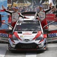 Juba järgmisel nädalal toimub autoralli MM-sarja viies etapp ehk Argentina ralli. Toyota ekipaaž Ott Tänak ja Martin Järveoja hoiavad hooaja üldarvestuses kolmandat kohta ja Argentinas püütakse liidritega vahet vähendada. Tänak tunnistas võistluse eel, et tunneb end enesekindlalt.