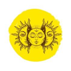Päikese päev on pühendatud loojale, Aša Vahištale, kes hoolitseb kõikide maailmas elavate olendite hingede eest ning kellele kuuluvad kõik maa viljad. See kuu on kasulik idanemiseks ja ravimite valmistamiseks.