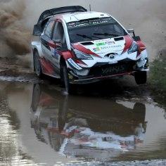 Autoralli MM-sarja WRC kodulehekülg tegi nelja ralli järel oma kodulehel vahekokkuvõtte, kus juhtis tähelepanu faktile, et Ott Tänak on senise hooaja kiireim sõitja.