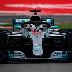 Vormel-1 sarja valitsev maailmameister Lewis Hamilton tõusis tänavu teistkordselt poodiumi kõrgeimale astmele. 33aastane britt oli sedapuhku kiireim Hispaania GP-l.