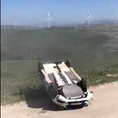 Portugali MM-rallil oli Ott Tänaku kõrval stardis ka teine eestlane. Junior WRC arvestuses võistelnud Ken Torni nädalavahetus kujunes väga kummaliseks.
