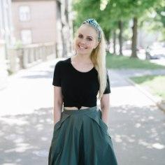 Telenägu Piret Järvis armastab Eesti disaini ja praktilisi riideid. Täna näitab ta meile oma suvist lemmikut.