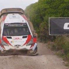 Ott Tänaku ja Martin Järveoja heitlus Sardiinia ralli kõrgete kohtade eest lõppes juba reedesel viimasel kiiruskatsel. Hüppelt maandudes purunes nende Toyota Yaris WRC radiaator.