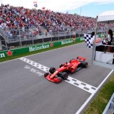 Vormel-1 Kanada GP järgselt on võidusõidust rohkem kõneainet pakkunud ruudulipu lehvitamine, mida ekslikul kombel riputati üks ring liiga vara.