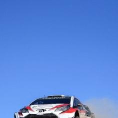 Autoralli MM-sarjas luuakse ühaenam kunstlike hüppeid, mis sõitjatele ohtlikuks võivad osutuda. Nõnda juhtus Sardiinias Ott Tänakuga, kes maandumisel auto lõhkus ning võistluse pooleli pidi jätma.