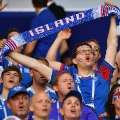 Kui olid laupäeval telerit omav islandlane, siis ülisuure tõenäosusega vaatasid sa Islandi debüüti jalgpalli MMil Argentina vastu.