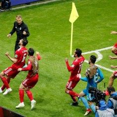 Avamängus Portugaliga suureskoorilise 3:3 viigi teinud Hispaania oli Iraani koondisega püstihädas, kuid suutis napi 1:0 võiduga pääseda.