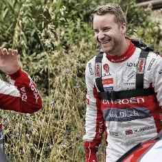 Citroeni WRC-meeskond kinnitas, et tänavuse hooaja lõpuni saab vallandatud Kris Meeke'ist tühjaks jäänud koha endale norralane Mads Östberg.