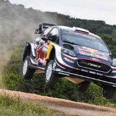 Viiekordne valitsev autoralli maailmameister Sebastien Ogier võib koos meeskonnakaaslastega 26.-29. juulini sõidetaval Soome rallil näidata senise hooaja kõige kiiremat minekut, kui M-Spordi välja töötatud uus aerodünaamika lahendus end testidel tõestab.
