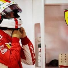 Saksamaal Hockenheimi ringrajal sõideti vormel-1 homse GP kvalifikatsioon, mille võitis kohalik mees Sebastian Vettel (Ferrari), kes läbis ringi ajaga 1.11,539, mis on kõigi aegade rekord.