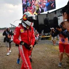 Saksamaal peetud vormel 1 etapil oli suursoosik kodurajal kihutanud Sebastian Vettel, kes pikalt ka liidrikohta hoidis. 15 ringi enne lõppu tegi ta aga sõiduvea ning hea võistlus läks luhta.