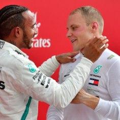 Saksamaa vormel 1 etapi võitis alles 14. kohalt startinud Lewis Hamilton. Viimastel ringidel olnuks vahest et kiiremgi Valtteri Bottas, kellel ei lubatud aga tiimikaaslast rünnata.