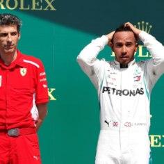Kodusel Suurbritannia vormel 1 etapil teise koha teeninud Lewis Hamilton tunnistas, et eilne võistlus oli talle äärmiselt ekstreemne.