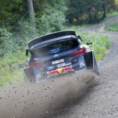 Soome MM-rallil maailmameister Sebastien Ogier' Ford Fiesta WRC-le uue aerodünaamikapaketi paigaldanud M-Sport lubab lähiajal veelgi uuendusi, kirjutas Saksamaa väljaanne Rallye Magazin.