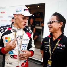 Mullu Saksamaa ralli Fordiga võitnud Ott Tänak suutis tänavu sama Toyotaga. Kuigi viimase võistluspäeva eel oli edu üsna kindel, tunnistab saarlane, et tegemist oli ta karjääri kõige raskema etapivõiduga.