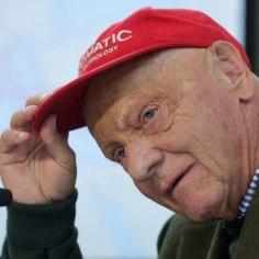 Omaaegne maailmameister, 69aastane vormelilegend Niki Lauda sattusmõnda aega tagasiviiruse tõttu Viini haiglasse, kus talle tehti kopsusiirdamine.
