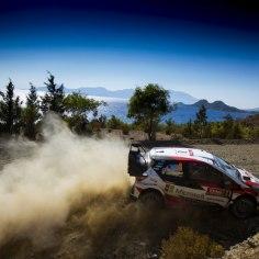 Türgi WRC-ralli pakkus saatuse keerdkäike ning tihket pinget rohkem kui liiri eest. Kivihunnikute ning tolmupilvede vahelt väljusid võitjatena Ott Tänak ja Martin Järveoja. Seda juba kolmandat võistlust järjest.