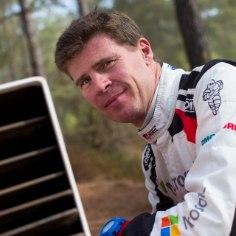 Türgi MM-ralli tõi õnne Toyota meeskonnale, kes noppis kaksikvõidu. Ott Tänaku-Martin Järveoja järel teiseks jäänud Miikka Anttila, kes loeb kaarti Jari-Matti Latvalale, avaldas sotsiaalmeedias WRC sarja traditsiooni.