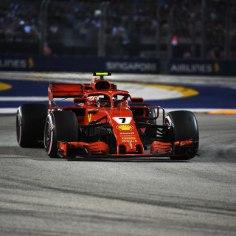 Soome vormelipiloot Kimi Räikkönen võttis eile Tais Bangkokis osa Singha kardivõistlustelt, kus tegi väga uhke triki, mida oma Instagramis pärast jagas.