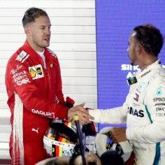 Vormel-1 sarjas hakkavad kätte jõudma otsustavad hetked. Kuus etappi enne hooaja lõppu juhib üldarvestuses Lewis Hamilton (Mercedes) Sebastian Vetteli (Ferrari) ees 40 punktiga. Vähemalt ühes kategoorias on viimane aga tänavu konkurentsitult parim.