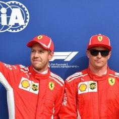 Neli hooaega koos Kimi Räikköneniga Ferraris kihutanud Sebastian Vettel lausus, et soomlane on tema senise karjääri parim tiimikaaslane, sest ei keeranud talle kunagi käru.