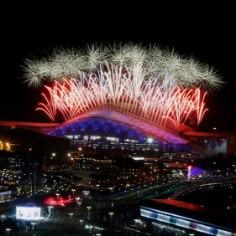 SUUR GALERII: Sotši olümpiaon lõppenud!