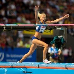 Eleriin Haas hüppas Tšehhis 1.84: jalg pidas vastu!