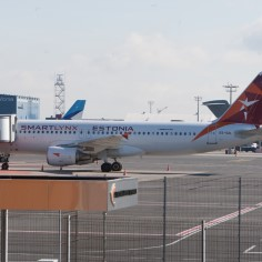 Smartlynxi lennuki järjekordse rikke tõttu takerdus lend Egiptusse