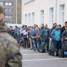 EI MEELDI SOOMES: iraaklaste lahkumise soov sedavõrd suur, et Iraagi saatkonnas lõppesid passid