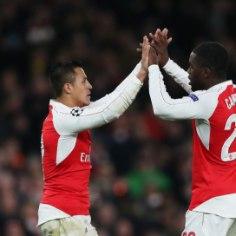 Arsenal silmitsi sundvõiduga. Wenger: Euroopa liiga meid ei huvita