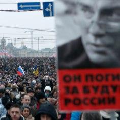 Putin jätab Nemtsovi matustele minemata